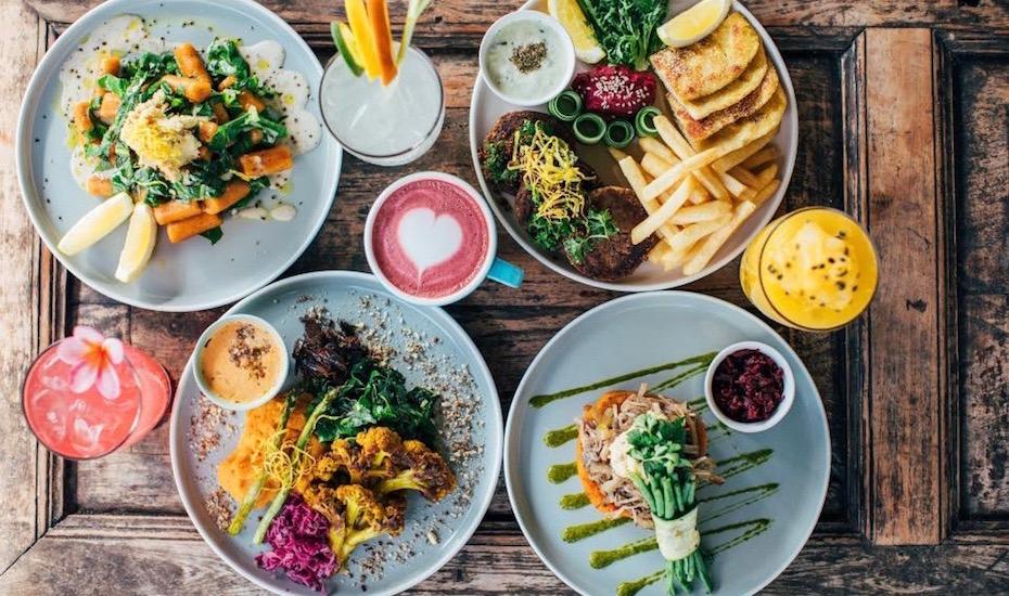 Vegan Restaurants in Bali - The Shady Shack Canggu