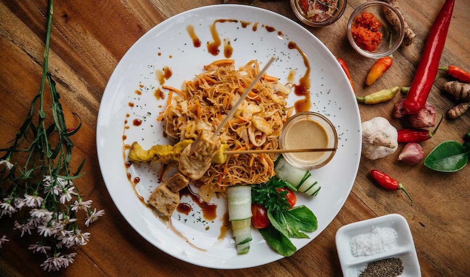 Vegan Restaurants in Bali - Vinnys Warung