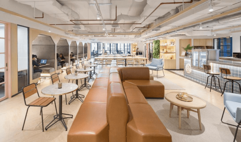 Coworking space in Jakarta: Hot desks, private offices and shared meeting rooms for entrepreneurs, freelancers and start-ups