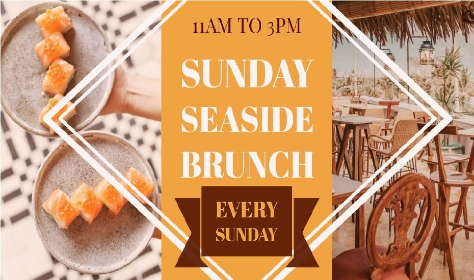 Sunday Seaside Brunch