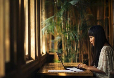Co-working spaces in Bali - Hubud Ubud