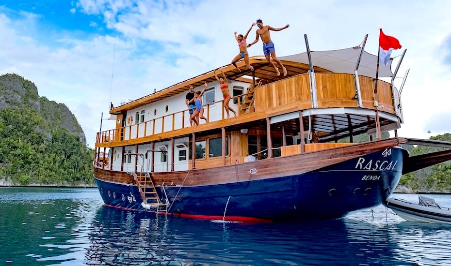 6 reasons to sail the seas with Rascal – a boundary-pushing Phinisi making waves on Asia's luxury travel scene