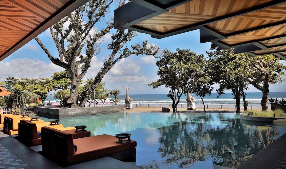 Best beach clubs in Bali - SugarSand Seminyak