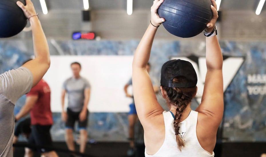 Best gyms in Bali - Fortitude Seminyak