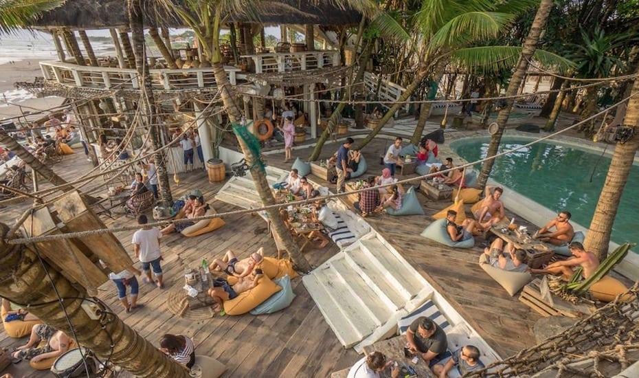 Bali's best beach clubs - La Brisa Canggu