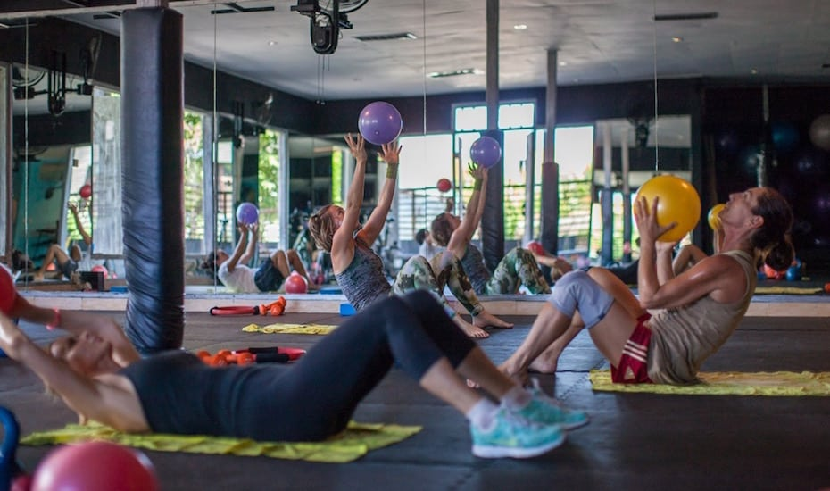 be7ffc1d4e4f6 BEST GYMS IN BALI | Classes, crossfit, yoga + more | Honeycombers Bali