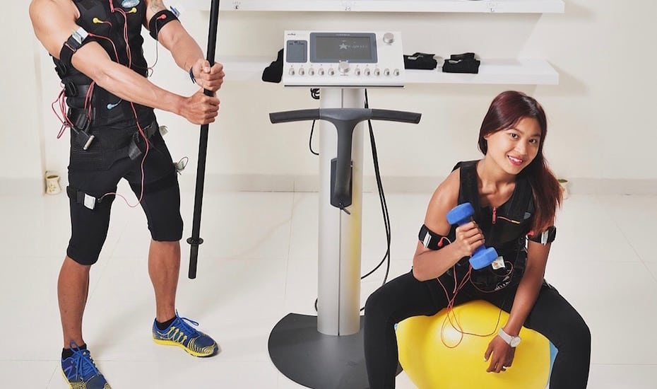 Best gyms in Bali - Moxx Bodytec Seminyak