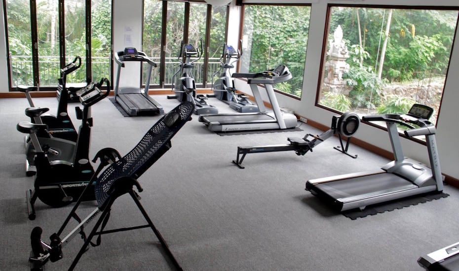 Best gyms in Bali - Ubud Fitness Centre