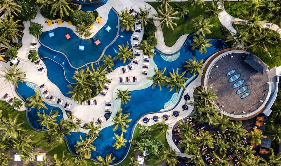 W Hotels' worldwide Wake Up Call music festival is coming to W Bali – Seminyak this October!