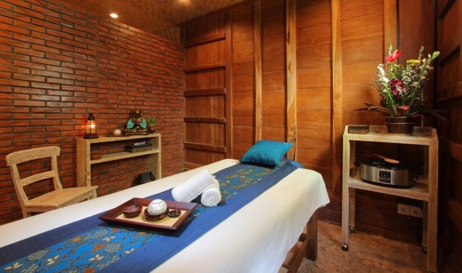 Best Budget Spas in Bali - Organic Spa at Yoga Searcher Uluwatu