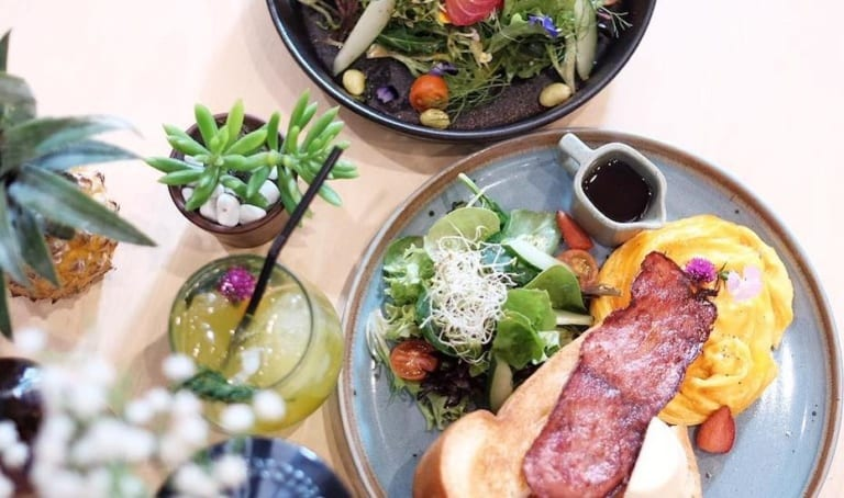 Jakarta's best brunch spots – our favourite cafes and coffee shops to eat at on the weekend