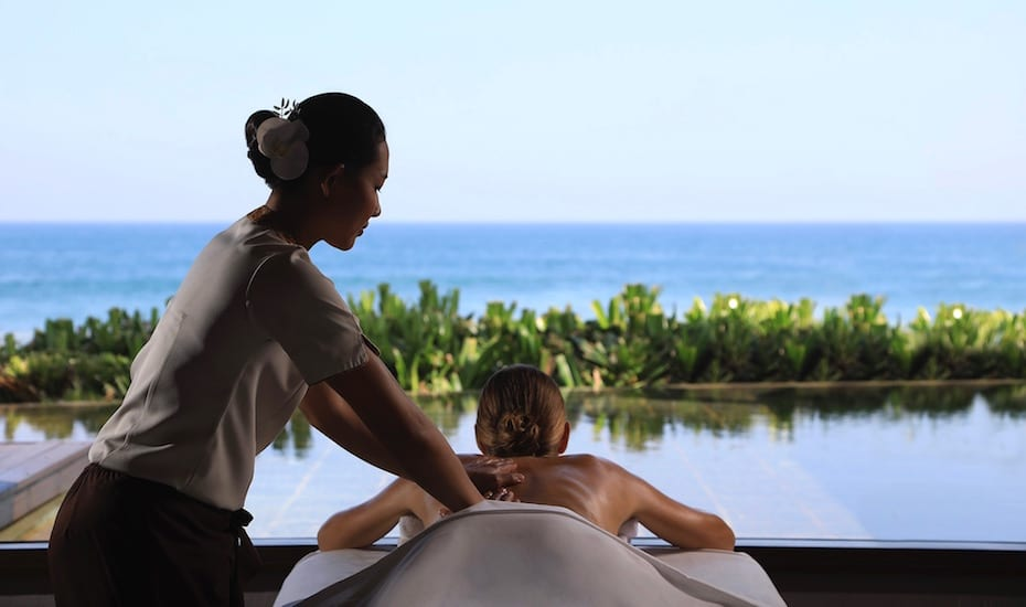 The Samaya Seminyak Spa