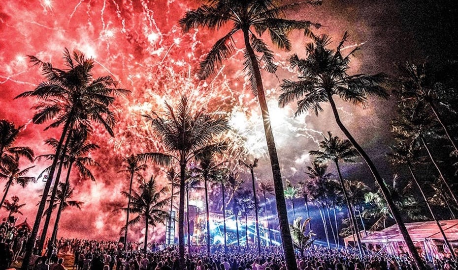 Party like it's 2019: Here's where Bali's biggest New Year's Eve countdown parties are going down