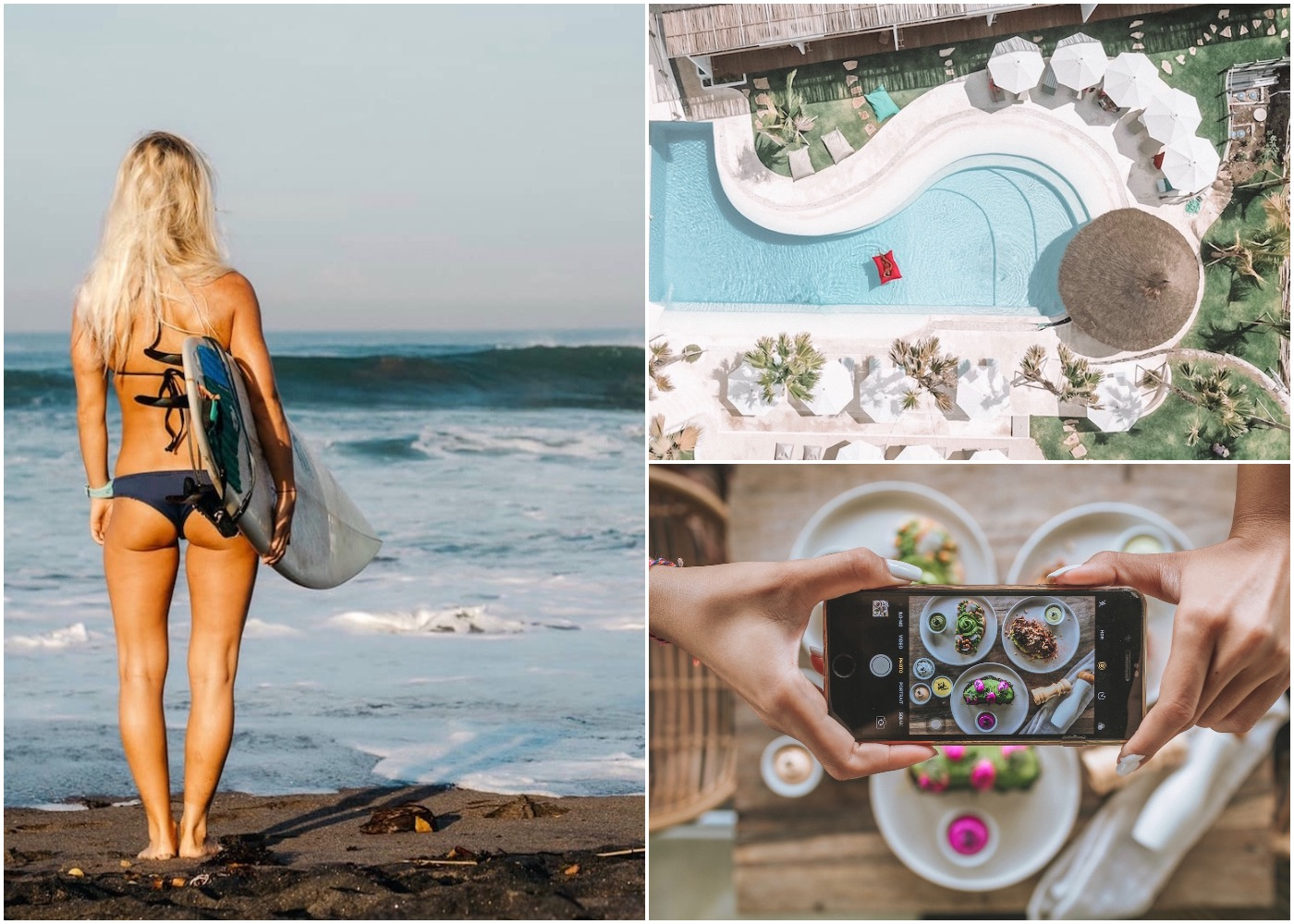 Neighbourhood Guide - where to stay, eat & surf in Canggu, Bali, Indonesia