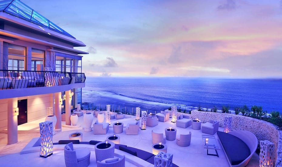 New Year's Eve in Bali - Banyan Tree Ungasan