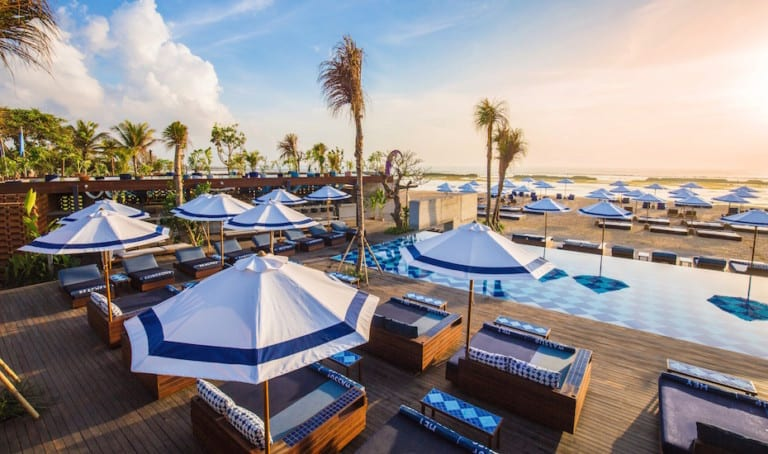Manarai Beach House is Bali's newest daytime destination – so we headed south to check it out