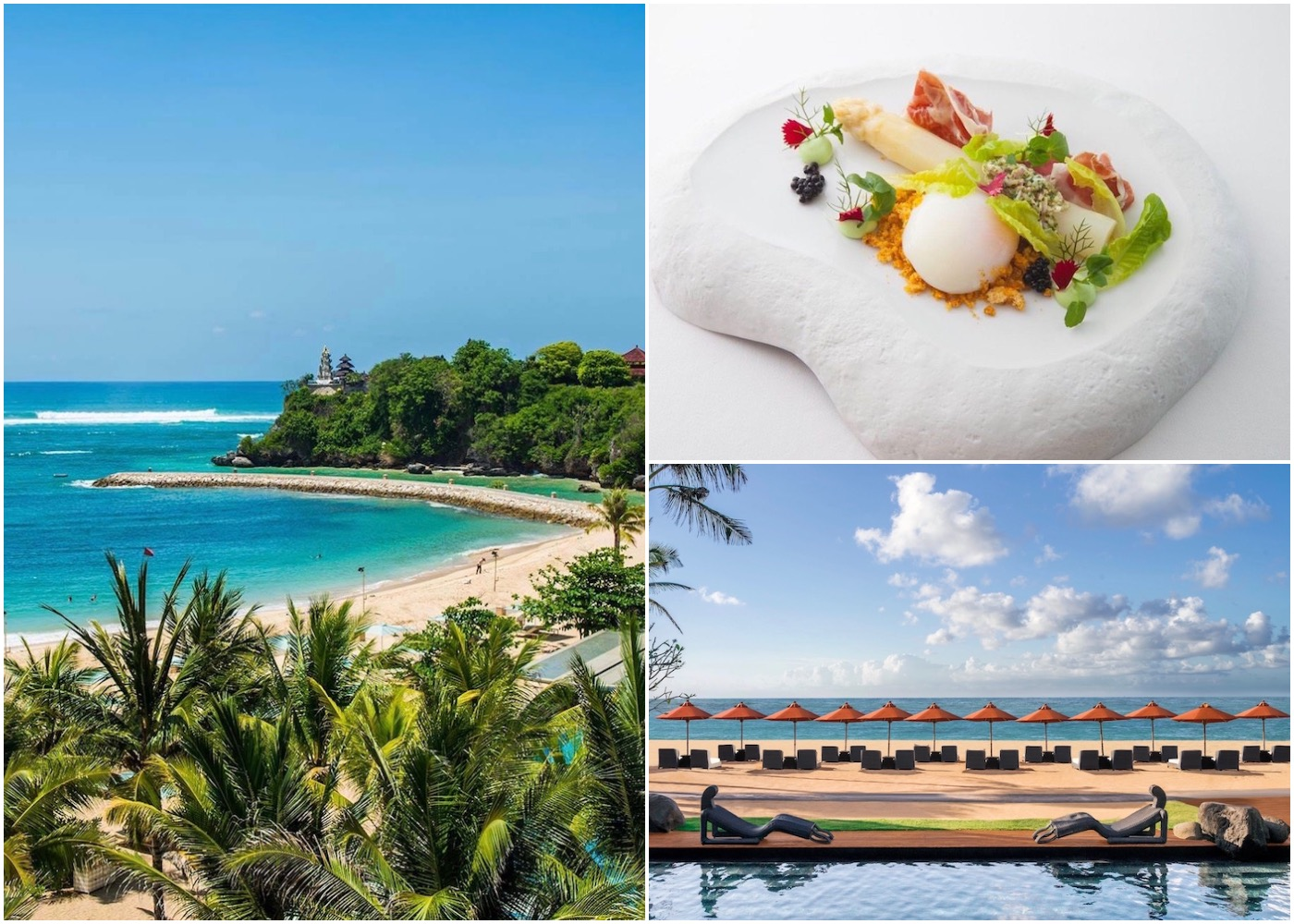 Neighbourhood Guide - where to stay, eat & beach in Nusa Dua, Bali, Indonesia