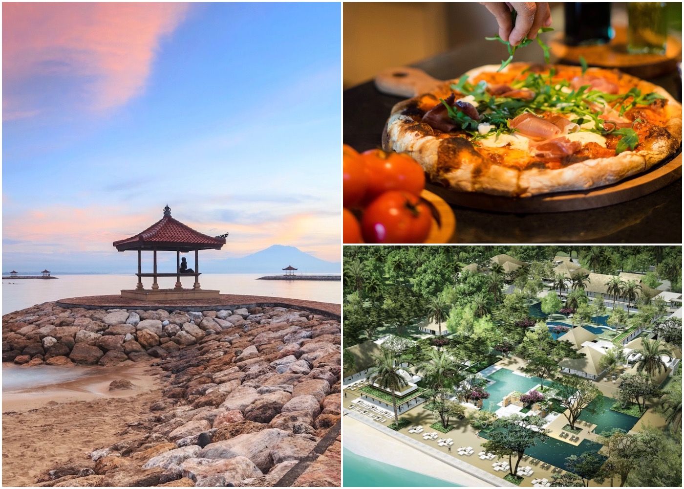 Neighbourhood Guide - where to stay, eat & beach in Sanur, Bali, Indonesia