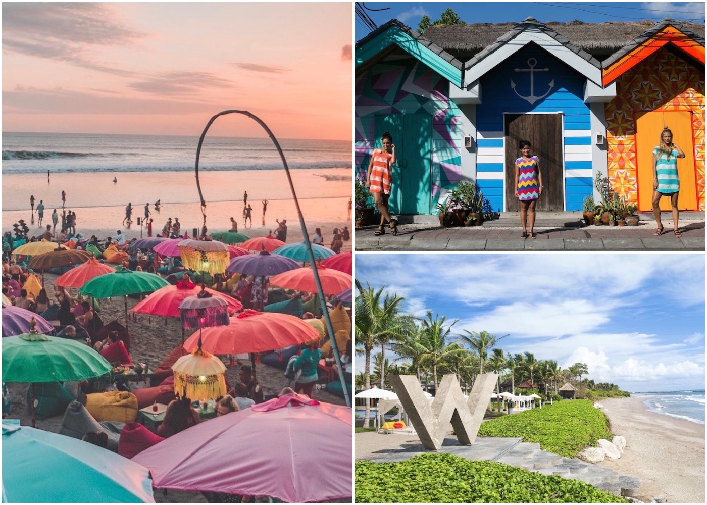Neighbourhood Guide - where to stay, eat & shop in Seminyak, Bali, Indonesia