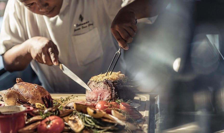 Meet Hot New Table Taman Wantilan – the interactive dining destination at Four Seasons Jimbaran Bay