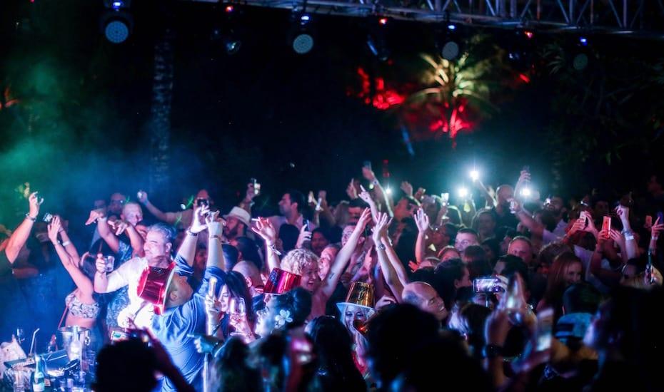 New Year's Eve in Bali - W Bali Seminyak