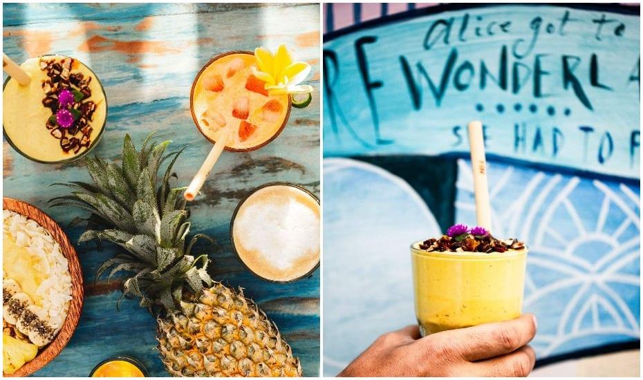 Kuta Lombok - Cafe Fin