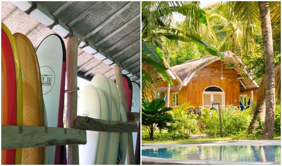 Kuta Lombok - Drop In Surf Lodge