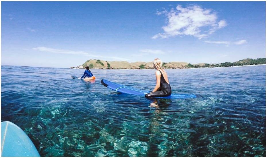 Kuta Lombok - Kura Kura Surfcamp
