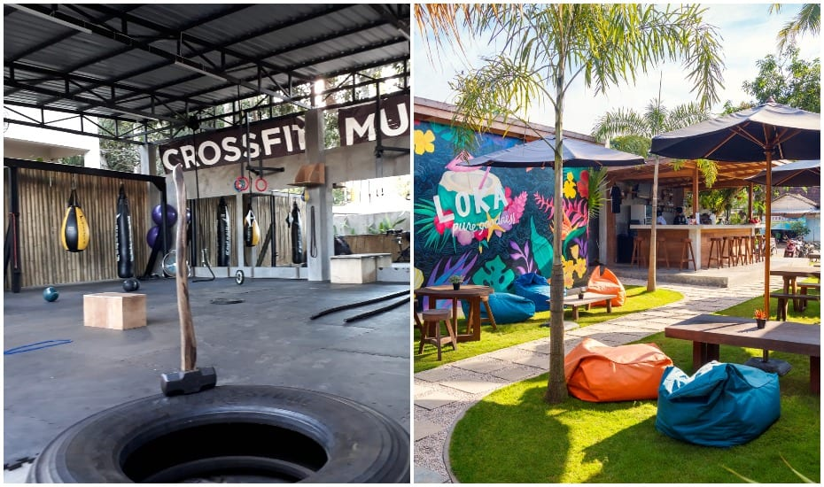 Kuta Lombok - Loka Surf & Fitness Lodge