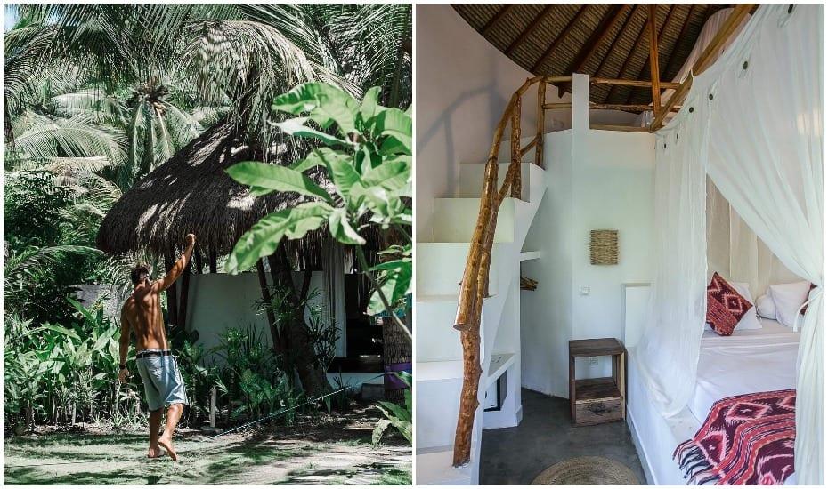 Kuta Lombok - Mana Yoga Retreat