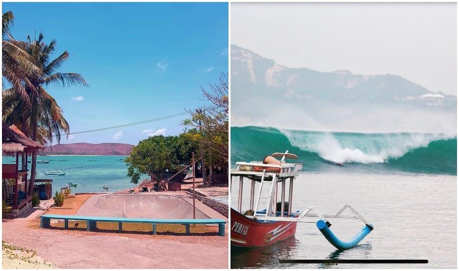 Kuta Lombok - Surfcamp Lombok