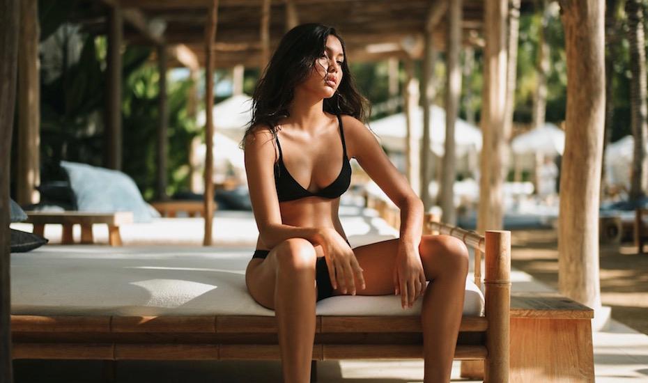 Bikini shopping in Bali - Hanya The Label