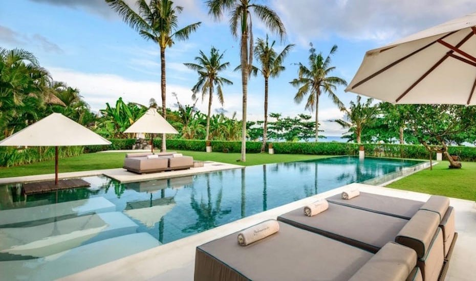 family-friendly villas in Canggu - Villa Shalimar