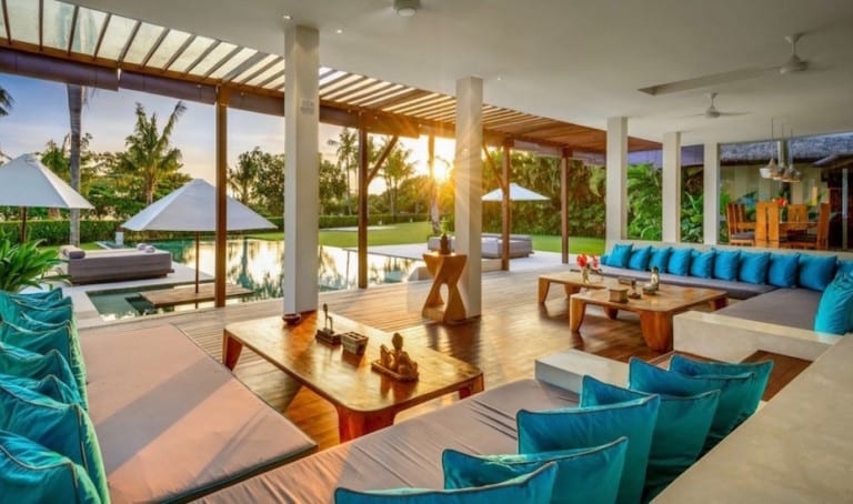 5 family-friendly villas in Canggu & beyond with all the glitz & glam of a luxury villa escape