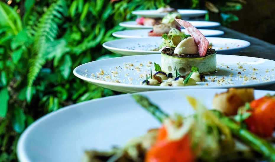 bridges Bali | The 50 best restaurants in Ubud