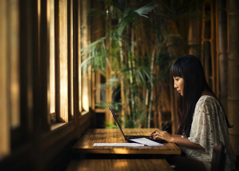 Coworking spaces in Bali: Where digital nomads can work remotely with fast Wi-Fi & strong coffee