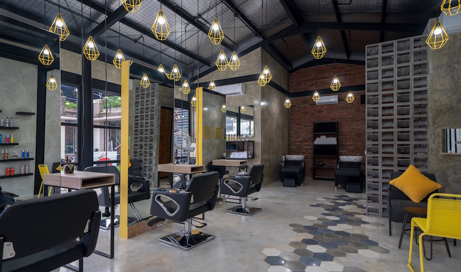 HAIR salon in Seminyak & Canggu - Bali, Indonesia