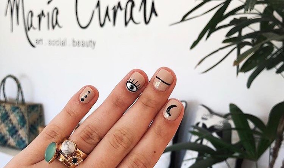 The Best Nail Salons in Bali: Maria Curau