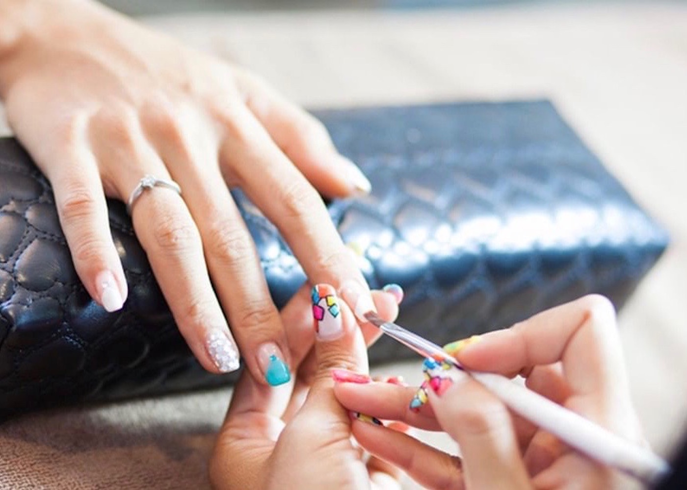 BEST NAIL SALONS IN BALI | Top spots for a mani pedi | Honeycombers