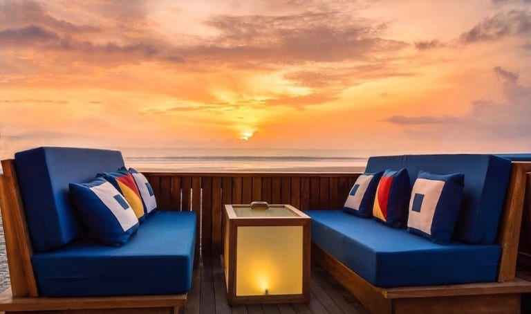 Meet Hot New Table Sunset On Seminyak – the newest day-to-night destination right on Seminyak Beach