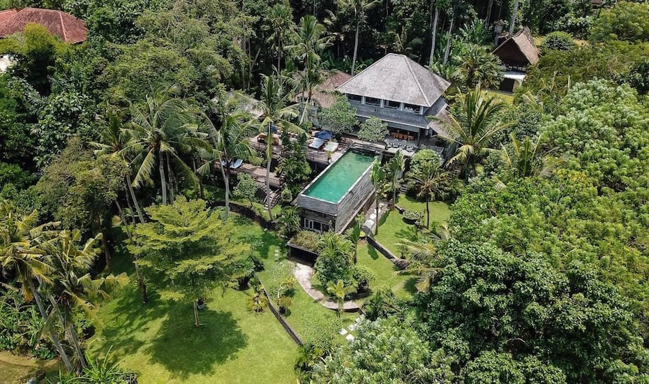 family-friendly villas in Canggu - Villa Eden