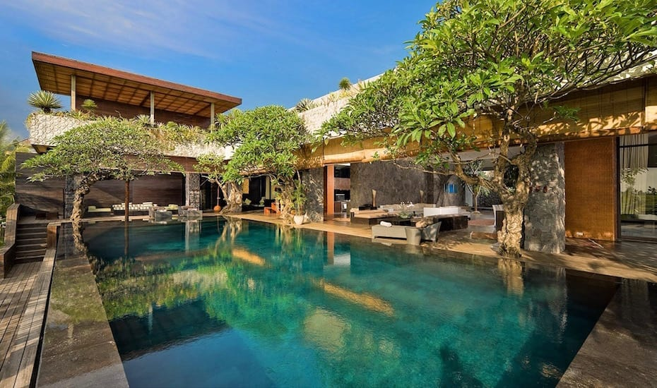 family-friendly villas in Canggu - Villa Mana