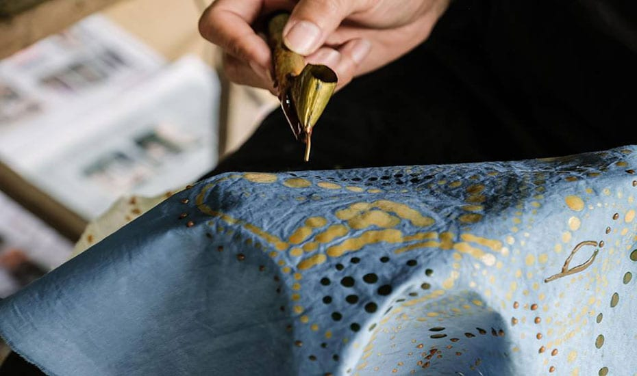 The Soul of Batik: techniques and philosophy of Javanese batik