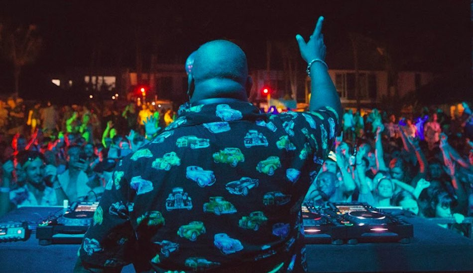Carl Cox & Erick Powell's Mobile Disco