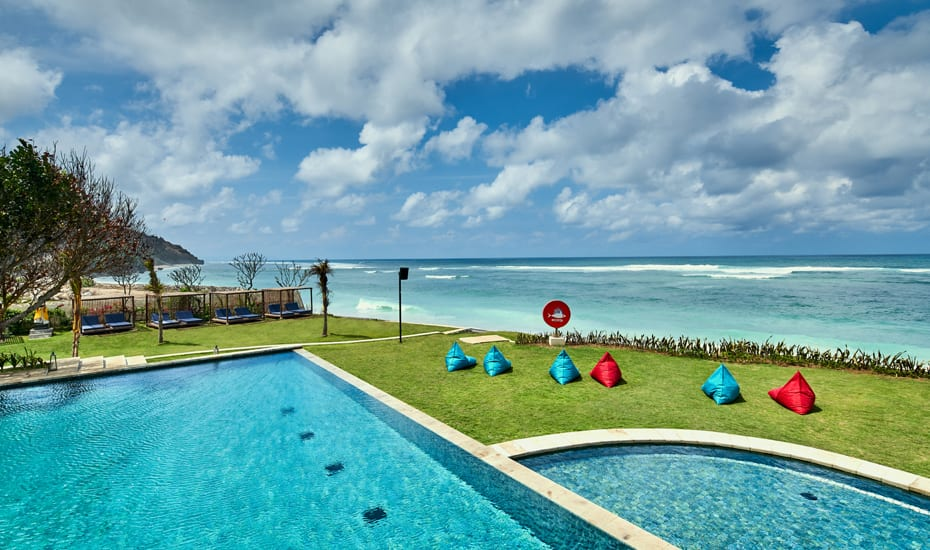 Best beach clubs in Bali - Roosterfish