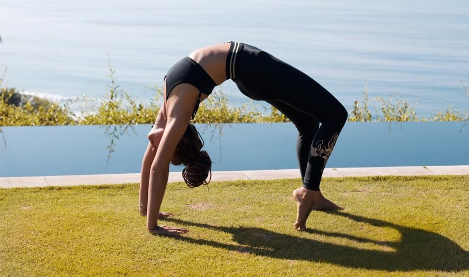 FREE CLIFFTOP YOGA: WELLNESS WEEK AT THE UNGASAN