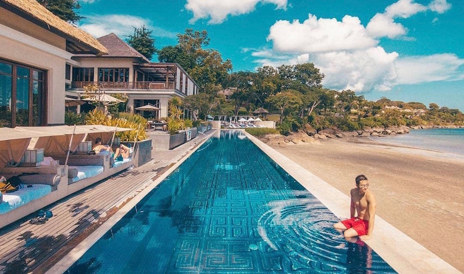 7 things to love at Sundara Beach Club: an upscale, beachfront spot on the sands of Jimbaran Bay