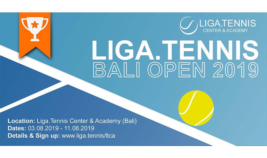 Liga.Tennis Bali Open 2019