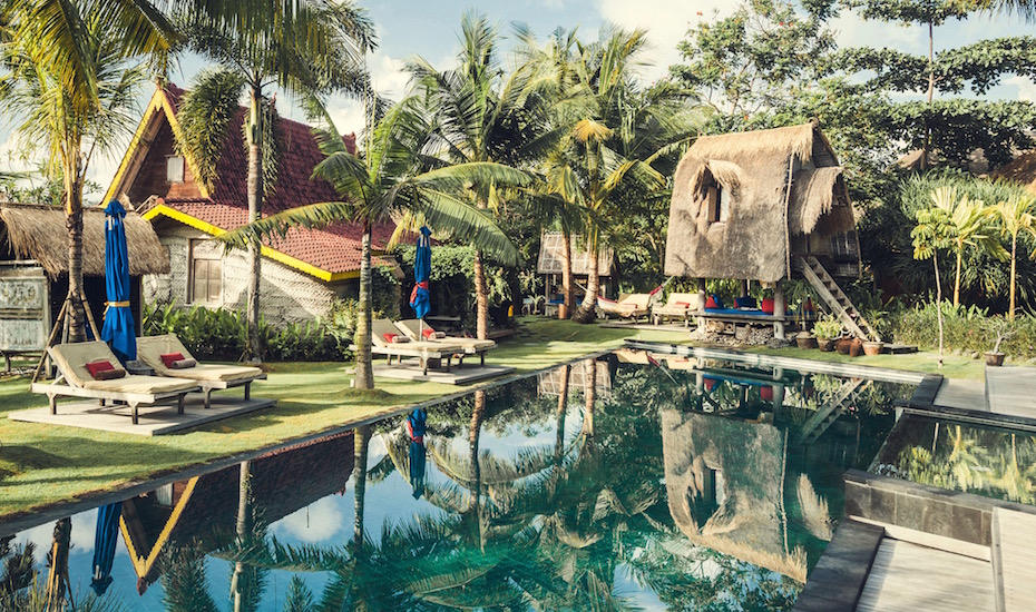 Where to stay in Canggu - Desa Seni - Yoga Retreat Bali
