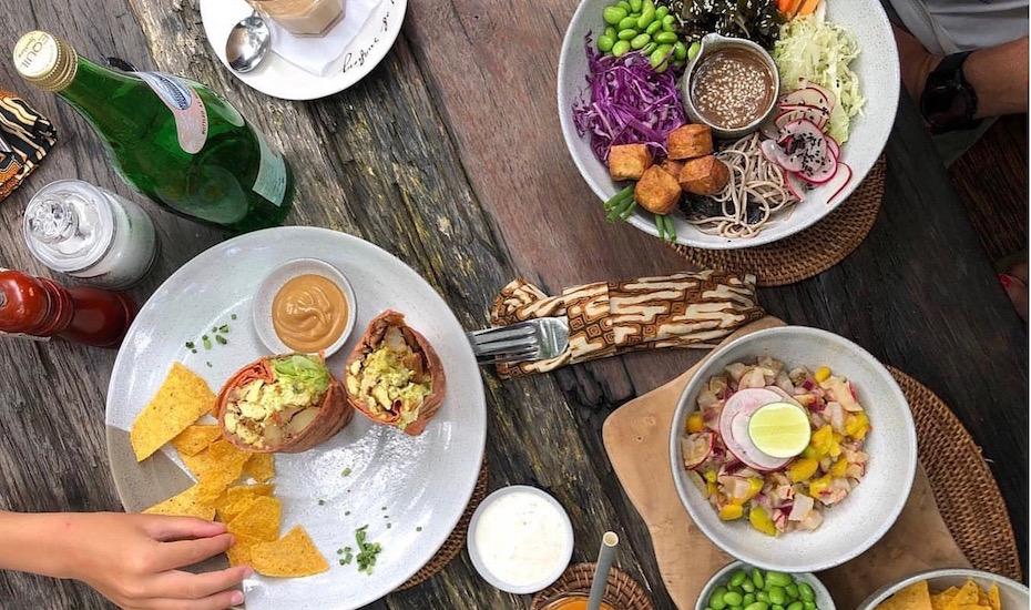 Vegan Restaurants in Bali - Drifter Uluwatu